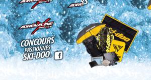 Paquet cadeau d'articles Ski-Doo de 650$