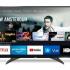 Télévision intelligente toshiba de 49''