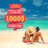 Un certificat-cadeau de 1000 $ applicable sur votre prochain voyage