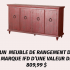Un meuble de rangement de marque International Furniture Direct
