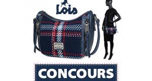 Un sac à main de la toute nouvelle collection de marque Lois