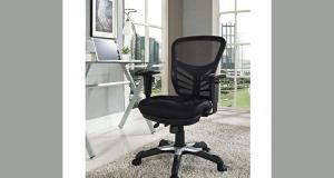 Une chaise de bureau