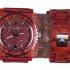 Une montre Konifer Adirondack Acajou