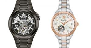 Une montre-bijou Bulova pour hommes ou femmes