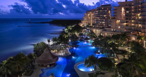Voyage pour deux au Grand Fiesta Americana Coral Beach Cancun