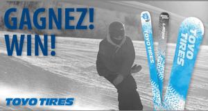 10 ensembles de skis ou planche à neige personnalisés