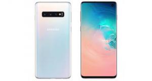 3 Téléphones Galaxy S10 de Samsung