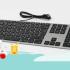 Gagnez l'un des 4 claviers Matias en aluminium