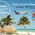 Gagnez un vol aller-retour pour 2 personnes pour le Mexique