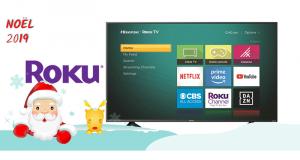 Gagnez une télévision Hisense intelligente 4K 55po