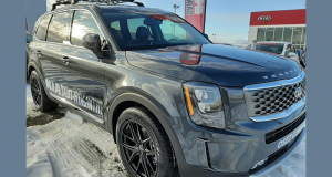 Location d'un week-end d'une Kia Telluride 2020