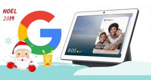 Un Google Nest Hub Max