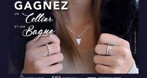 Un collier et une bague de votre choix