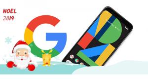 Un téléphone Pixel 4 de Google (Valeur de 999$)