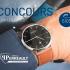 Une montre City de Michel Herbelin (valeur de 510$)