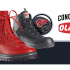 2 Paires de bottes à crampons de la marque Olang