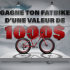 Fat Bike X8 Rumble Seven Peaks de 1000$