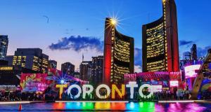 Gagnez un Voyage pour 2 à Toronto