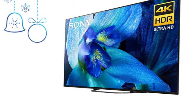 Gagnez un téléviseur DELO 4K 55 po de Sony (Valeur de 2700 $)