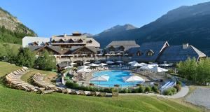 Gagnez vos vacances tout compris pour 2 au Club Med des Alpes