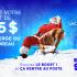 Gagnez votre forfait de 400 $ à l'Auberge du Lac Taureau