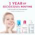 Un an de routine Bioderma pour 3 personnes (Valeur de 3000$)