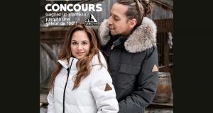 Un manteau Valanga de votre choix (Valeur de 700 $)