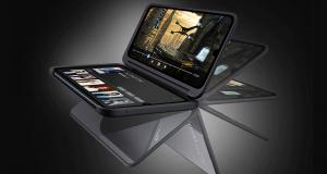 Un téléphone intelligent G8x de LG (Valeur de 780$)