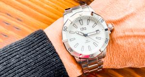 Une montre Bia d'une valeur de 225$