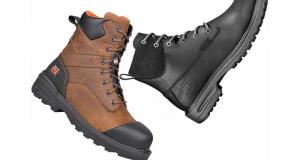Une paire de bottes de travail Timberland de votre choix