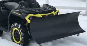 Accessoire de chasse-neige d'une valeur de 1300$