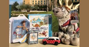 Ensemble cadeaux Disney