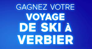 Gagnez un Voyage pour deux personnes à Verbier en Europe