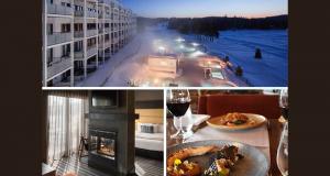 Gagnez un séjour pour deux personnes à l'Estérel Resort
