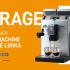 Machine à café Lirika Plus Saeco de 900$ + Sac de café de 2lbs