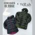 Manteau en duvet AXION - ASCENT de Rab d'une valeur de 375$