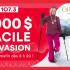 Un 1 000 $ Facile d'évasion grâce au réseau Ôrigine