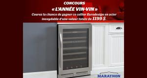 Un Cellier Eurodesign par Marathon (Valeur de 1199$)