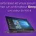 Un ordinateur HP ENVY de HP (Valeur de 1100$)