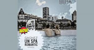 Un séjour en amoureux au SPA Bota Bota