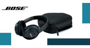 Une paire d'écouteurs sans fil Bose SoundLink 2 (Valeur de 269$)