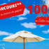 Gagnez 1000$ en crédit voyage