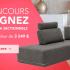 Gagnez un Sofa sectionnel d'une valeur de 3550$