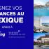 Gagnez vos vacances tout compris pour deux à Riviera Maya