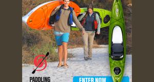 Un kayak Hurricane Kayaks Santee Sport 120 (Valeur de 1199$)
