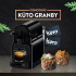 Une machine à café Nespresso + cartes-cadeaux de 50$