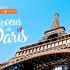 Voyage pour deux (2) personnes à Paris