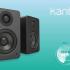 Deux haut-parleurs Kanto YU2