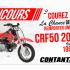 Gagner une Moto Honda CRF50 2020 (Valeur de 1999$)