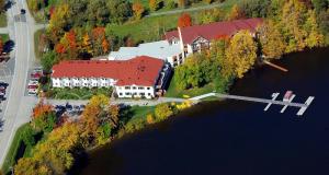 Gagnez un séjour en famille au Manoir du lac William